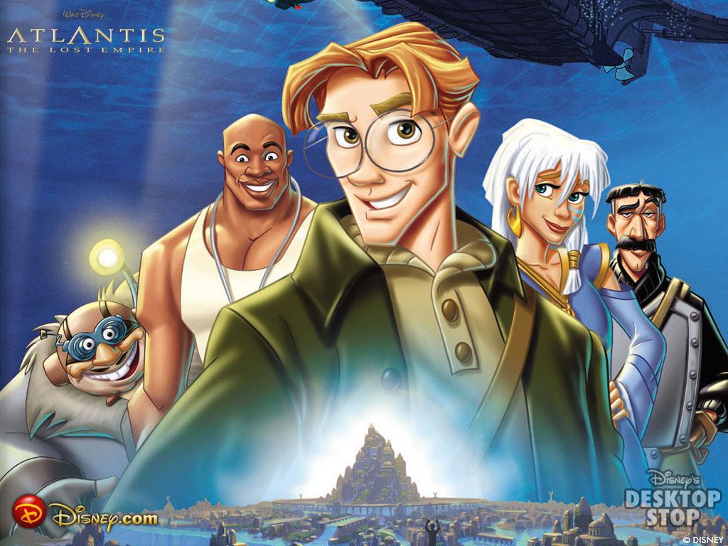 Atlantis Disney