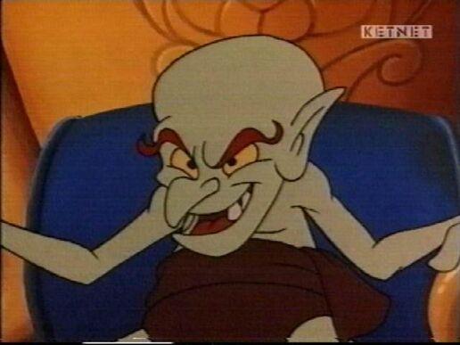 As a Goblin