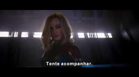 Cenas Inéditas Capitã Marvel, 7 de Março nos cinemas.