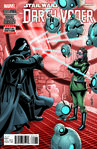 Darth Vader 22 New Printing Cover