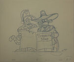 Disney Afternoon Burger King Commercial - Concept Art 5