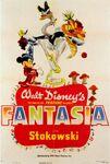 Fantasia poster 1940 alternative