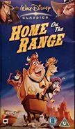 Home On The Range (2005 UK VHS)