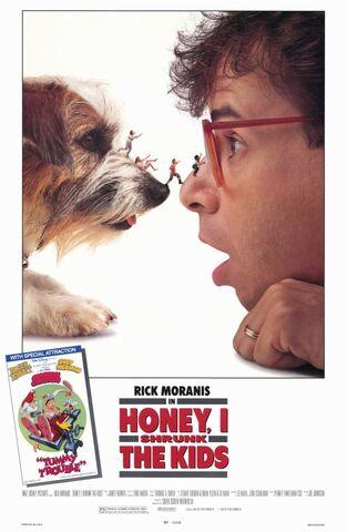 File:Honey, I Shrunk the Kids poster.jpg