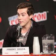 Jeremy Shada NYCC