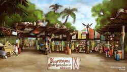Karibuni Marketplace Art