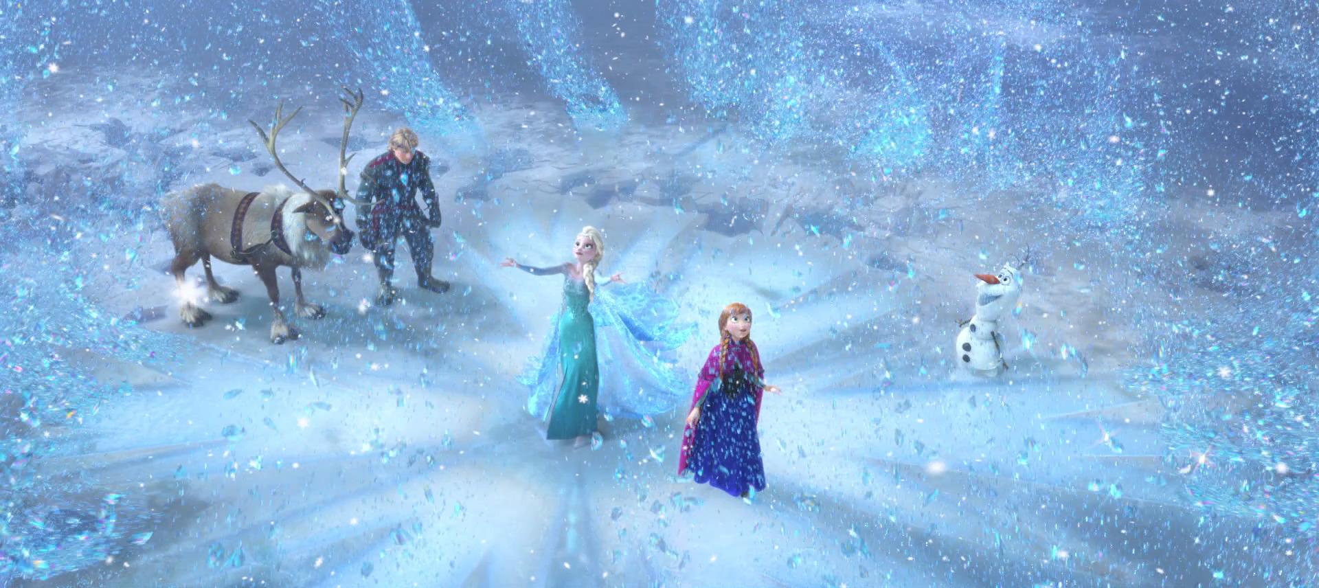 Di Disney Frozen Wall Murals -