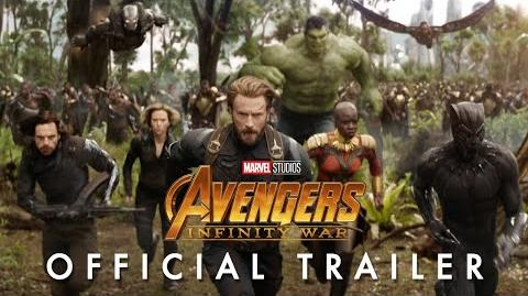 Marvel Studios' Avengers Infinity War Official Trailer