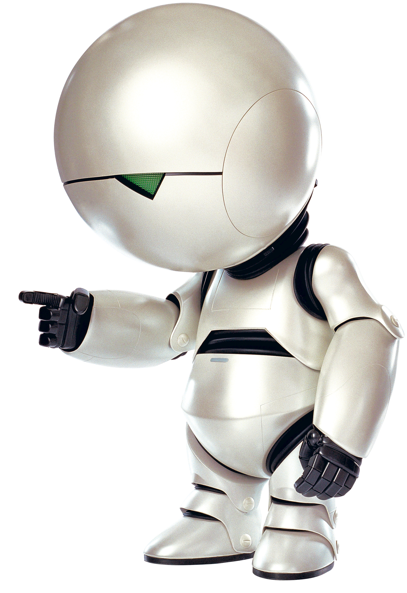 Marvin The Paranoid Android Disney Wiki Fandom Powered