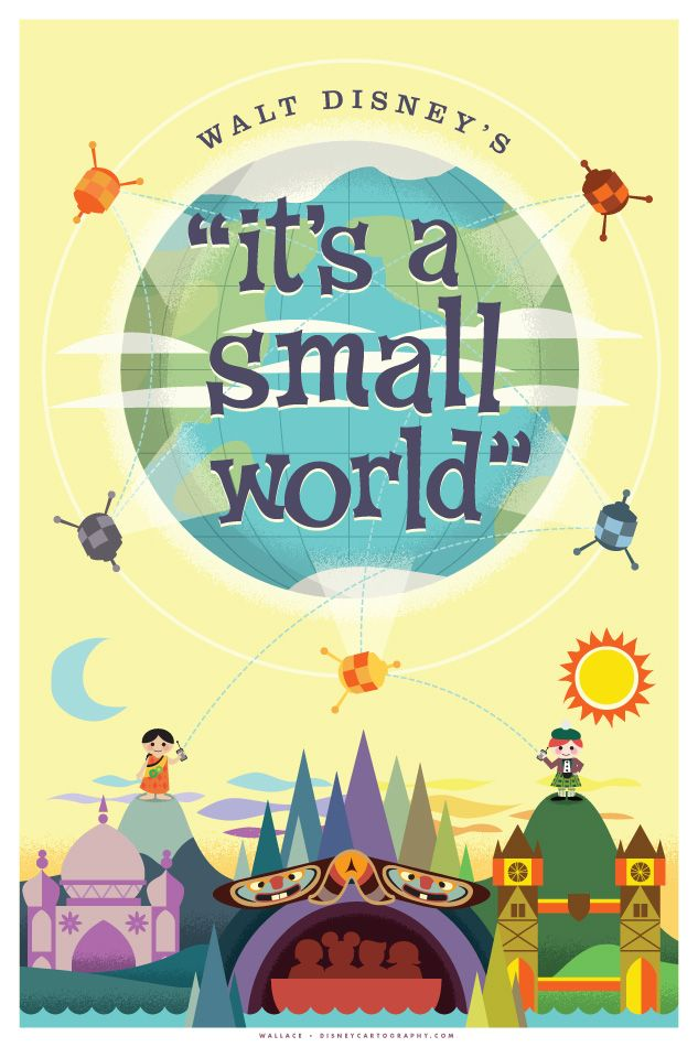 Small world big heart