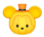 Pumpkin Mickey Tsum Tsum Game