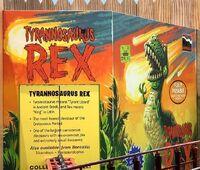 Rex Box Toy Story Land