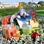 TDL Dumbo Christmas 2018