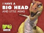 Tiny Dino Week