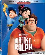 Wreck-It Ralph Blu-ray 2019