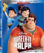 Wreck-It Ralph Blu-ray 2019