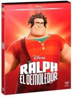 Wreck-It Ralph DVD Mexico