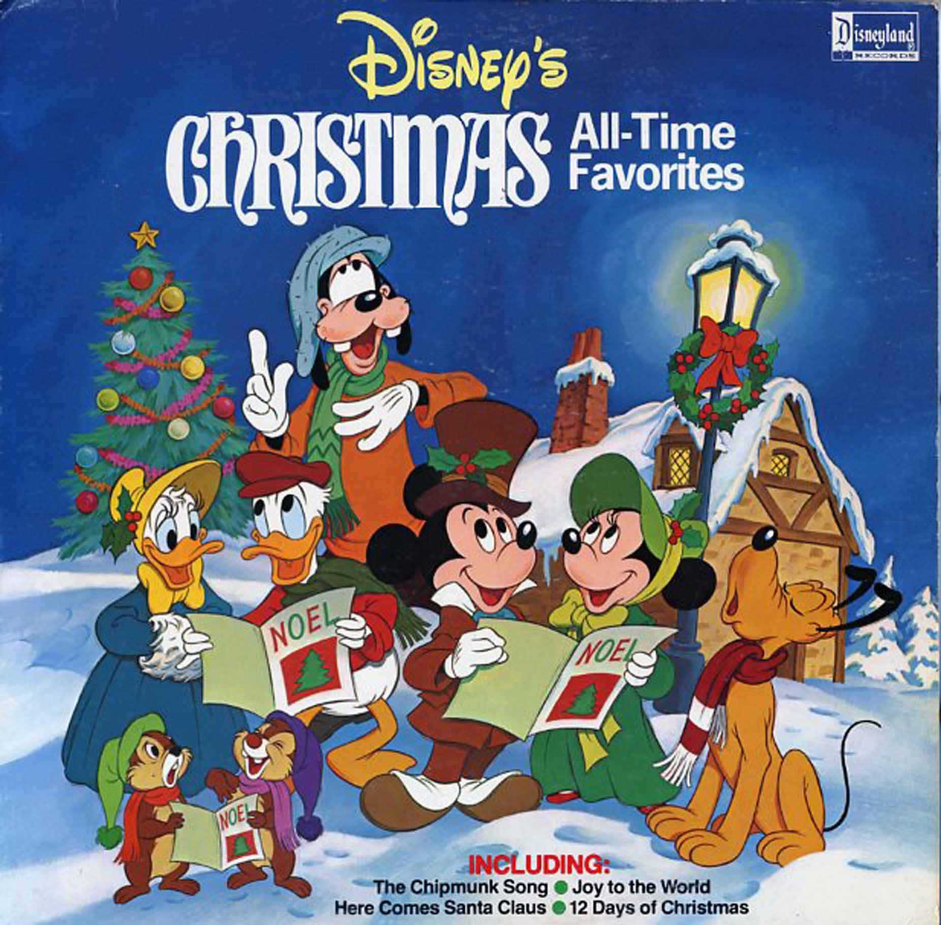 Disney's Christmas All-Time Favorites | Disney Wiki | FANDOM powered ...