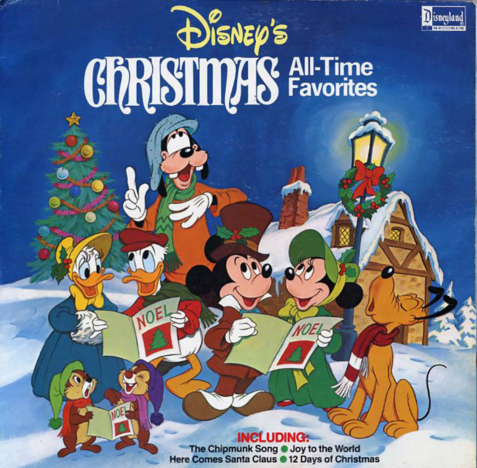 disneys christmas all time favorites