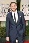 Zachary Levi 69th Golden Globes