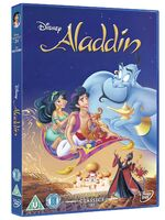 Aladdin UK DVD 2014
