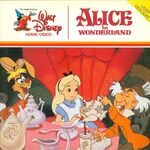 Alice in Wonderland Laserdisc
