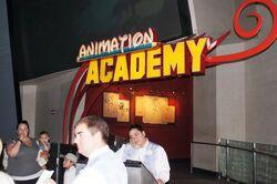Animation Academy Disney California Adventure