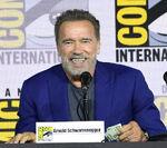 Arnold Schwarzenegger SDCC19