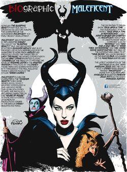 Biographic - Maleficent