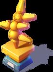 D-golden botfighter trophy