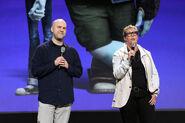 Dan Scanlon & Kori Rae speak at D23 Expo19