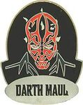 Darth Maul pin