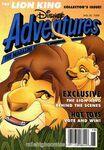 Disney Adventure Simba& Mufasa
