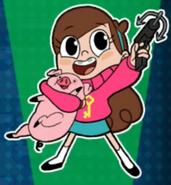 Disney XD Hero Trip - Mabel Pines