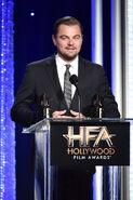 Leo DiCaprio 20th HFA