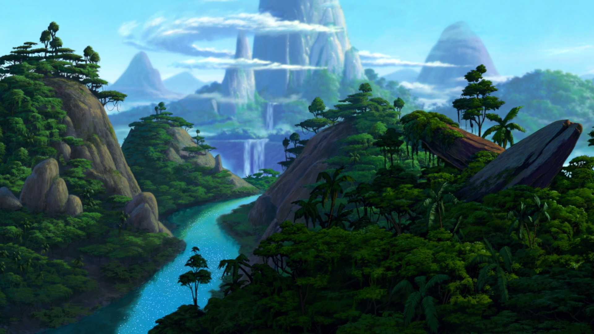 Jungle The Lion King Disney Wiki Fandom Powered By Wikia