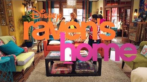 Meet the Family Raven's Home Disney Channel