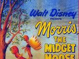 Morris, the Midget Moose
