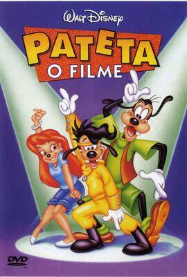 Pateta - O Filme - Pôster Nacional