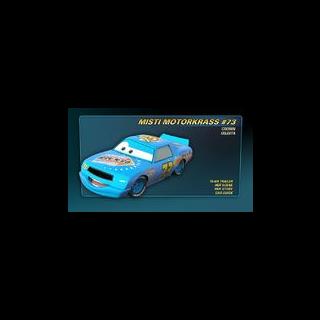 Karta Rudolfiny w Cars Finder.