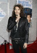 Russell Brand Bedtime Stories premiere