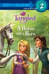 Step Into Reading - A Horse and a Hero