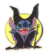 Stitch Maleficent