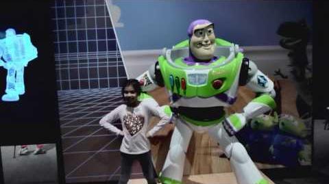 The Science Behind Pixar Exhibition - Se abrirá el 15 de Octubre