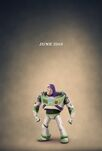 Toy Story 4 Buzz teaser poster