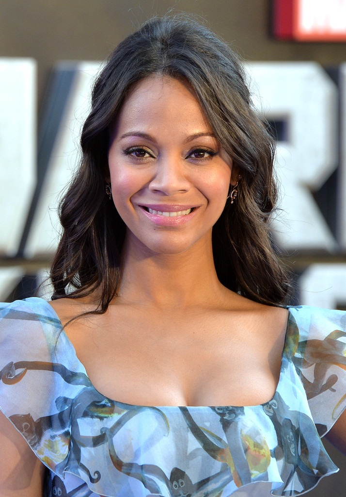 Zoe Saldana | Disney Wiki | FANDOM powered by Wikia
