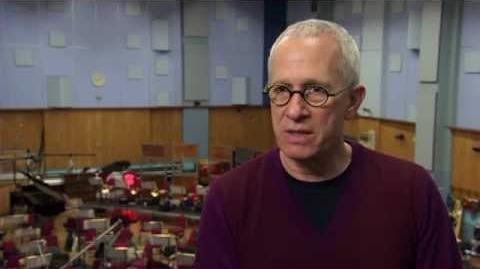 """Maleficent"" Interview with James Newton Howard"