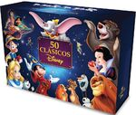 50 Disney Classics Box Set Mexico