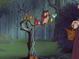 Animali della foresta (La bella addormentata)