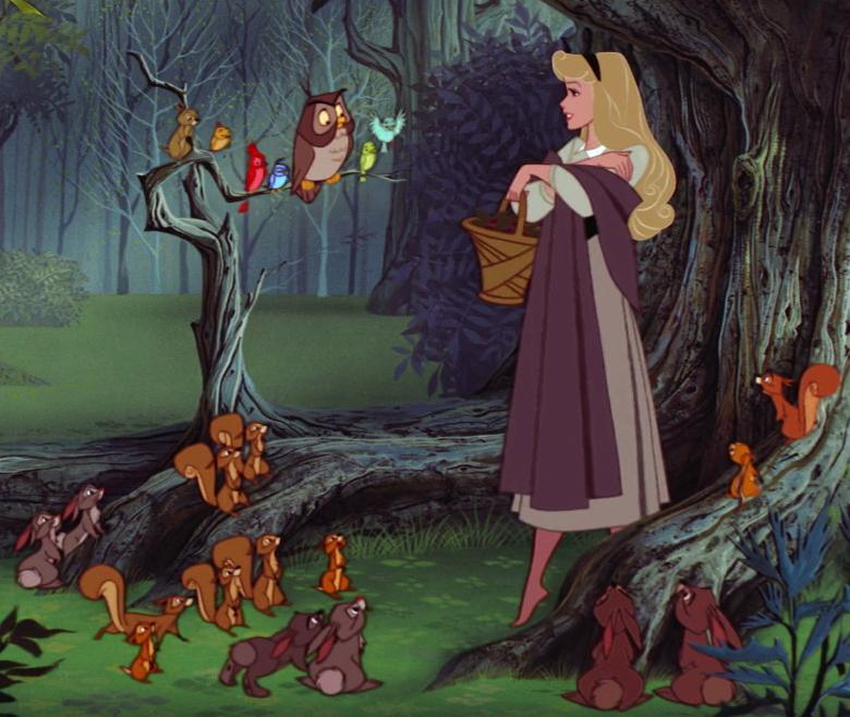 Forest Animals Disney Wiki Fandom Powered By Wikia